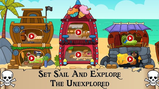 My Pirate Town – Sea Treasure Island Quest Games 10