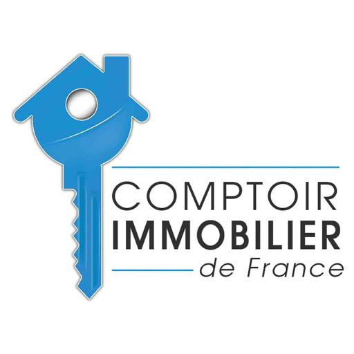 Logo de COMPTOIR IMMOBILIER DE FRANCE