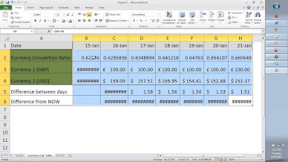 Free ms excel training material