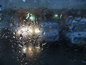Photo: after 10 hours in the bus, it is still raining in shimla