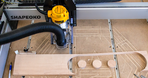 Woodworking Goals - CNC Milling Gifts for Makers