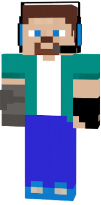 XDJames Herobrine's older brother. He lost his right arm. But he's good programmer and a bit of shy.By: Noémi Kaló