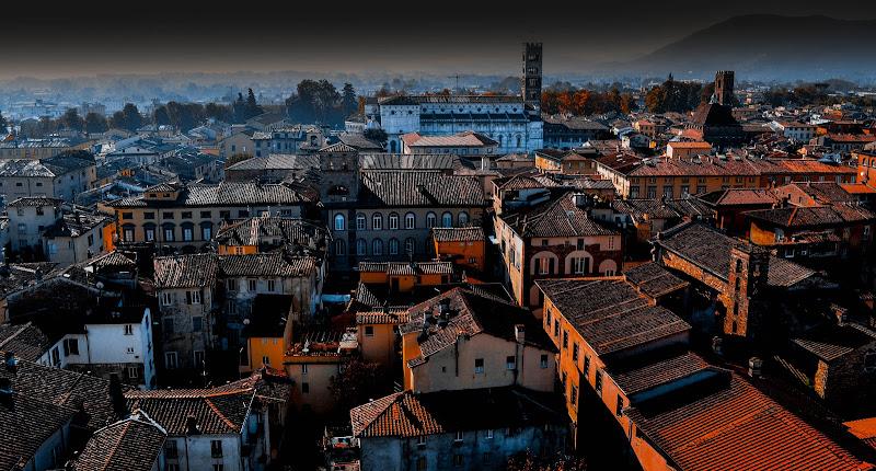 Tra i tetti di Lucca di margherita_messina