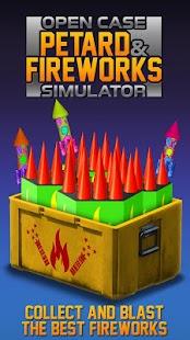 Open Case Petard and Fireworks Simulator - náhled