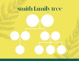 Smith Family Tree - Family Tree item