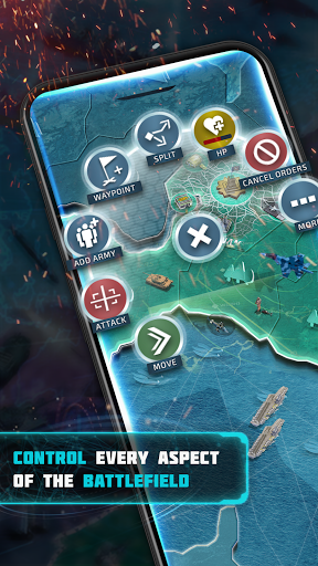Conflict of Nations: WW3 Real Time Strategy Game apkdemon screenshots 1