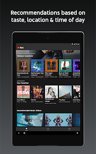 App YouTube Music - Stream Songs & Music Videos APK for Windows Phone