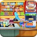 🏬 Supermarket Grocery Shopping: Mall Girl Games icon