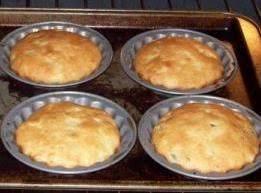 Cream Of Chicken Soup Muffin Tops Recipe