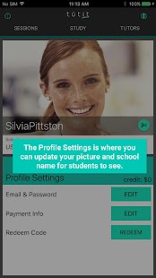 tutit-On Demand Virtual Tutoring- screenshot thumbnail