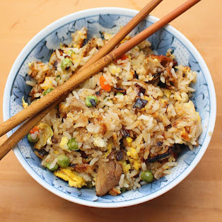 Chinese Duck Fried Rice Recipe
