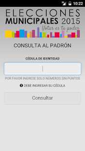 Padrón 2015- screenshot thumbnail