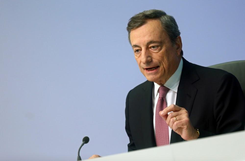Draghi van die ECB loods nuwe stimulus na ongekende opstand