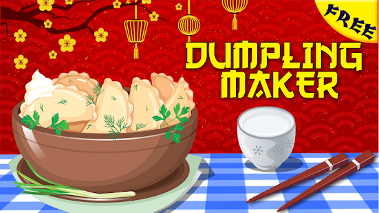 Ultimate Dumplings Maker & Cooking Food - náhled