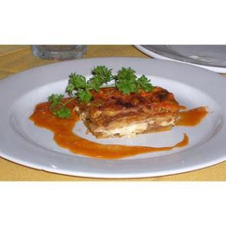Spanish Lasagna