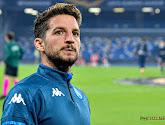 """📷 Dries Mertens na 100ste doelpunt in Serie A: """"Haast je Romelu Lukaku"""""""