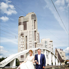 Wedding photographer Aleksandra Klincova (Klinsova). Photo of 18.07.2014