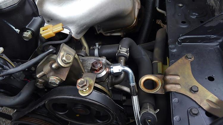 ロードスター NB8CのNB ロードスター,パワステ修理,パワステ,ロードスター に関するカスタム&メンテナンスの投稿画像2枚目