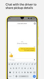 Yandex.Taxi Ride Mod Apk -Hailing Service. Book a ride. 3