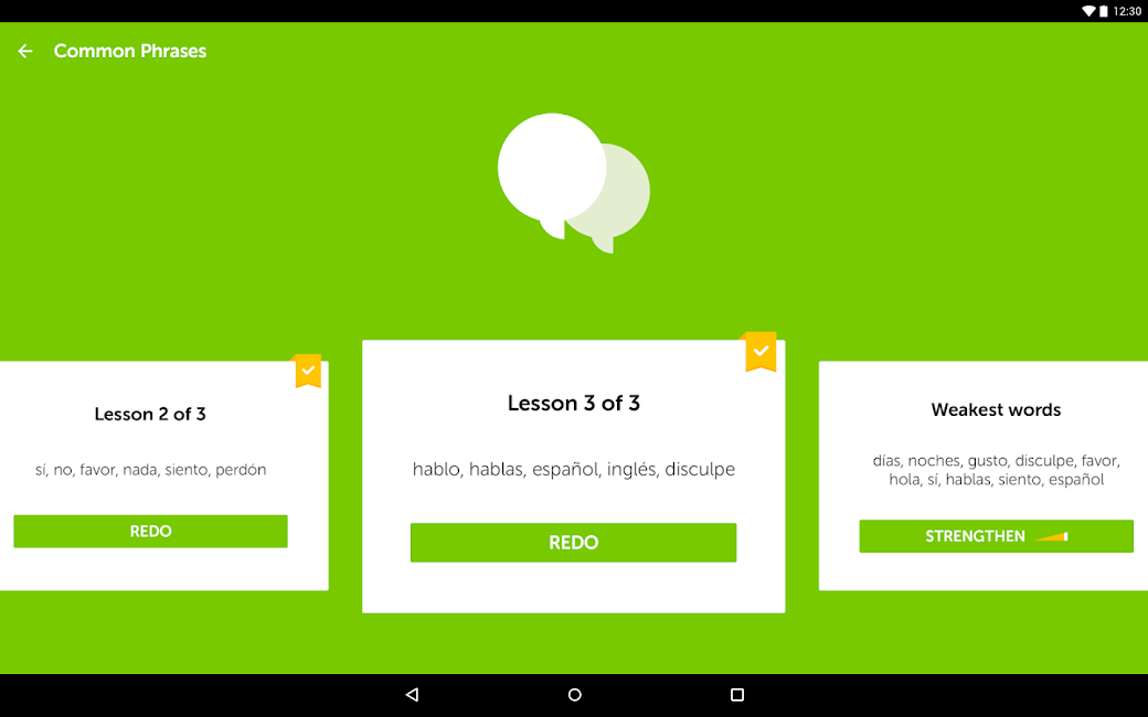 #9. Duolingo: Learn Languages Free (Android)