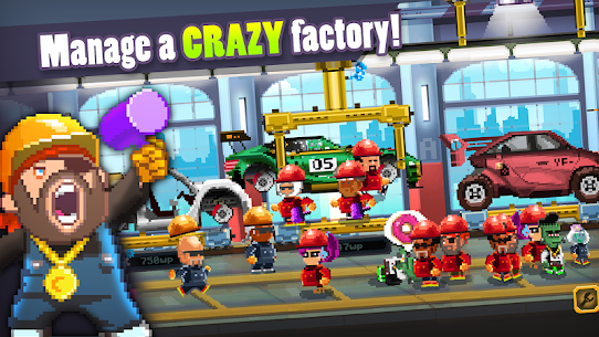 Motor World Car Factory Mod Apk 1.9035 2