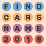 Find cars name APK icon