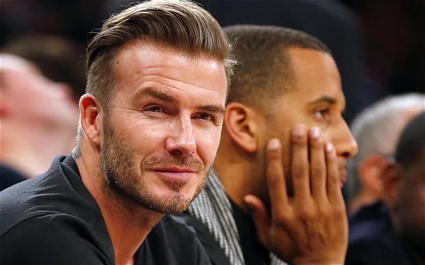 David Beckham: LEGO giúp tôi giảm stress
