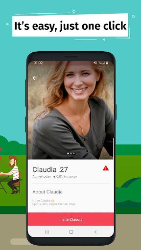 Glambu - dating app for real gentlemen 2.0.6 screenshots 8