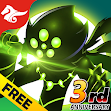 MOD League of Stickman Free Skill no cooldown- Arena PVP(Dreamsky) - VER. 5.3.1 INFORMATION: