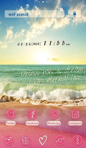 Cute Theme-Beachside Story- 2.0.0 Windows u7528 1