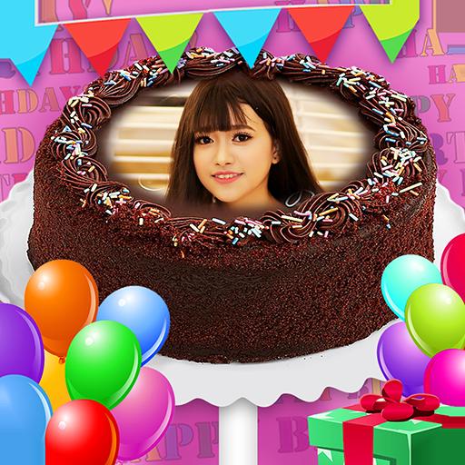 Cake Edit Photo for Birthday Icon