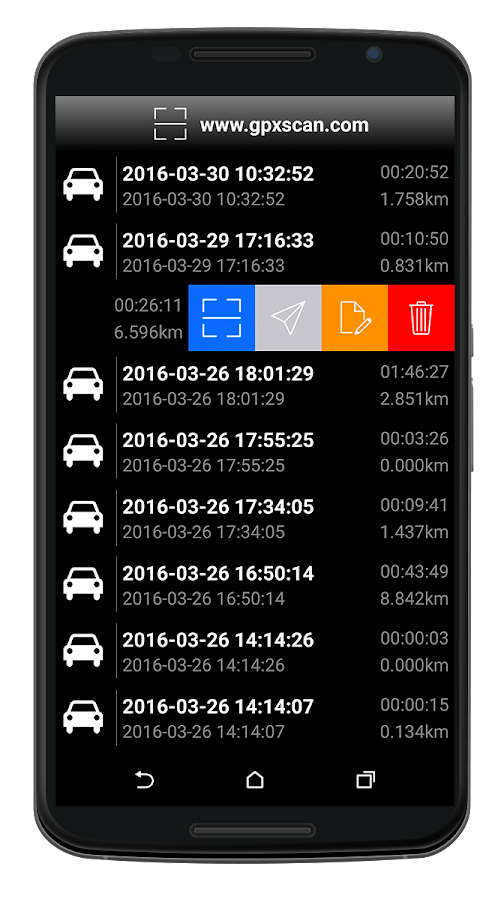 Speed View GPS- screenshot