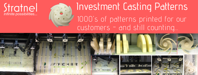 investment-casting-patterns