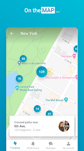 For New Yorkers, the main plus is the sheer number of people on.