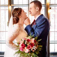 Wedding photographer Anna Bykova (annbykova). Photo of 10.12.2017