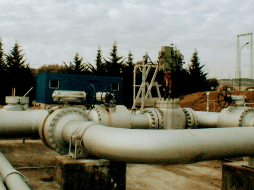 Canalisation pétrole