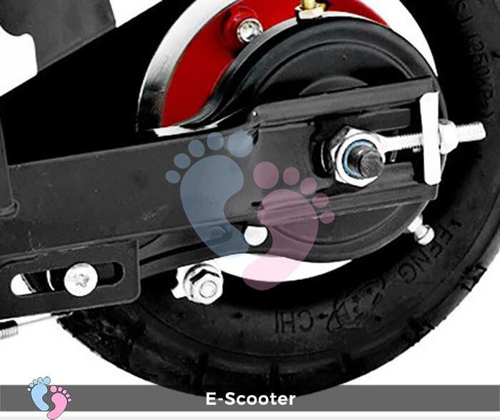 Xe điện E-Scooter mini gấp gọn 23
