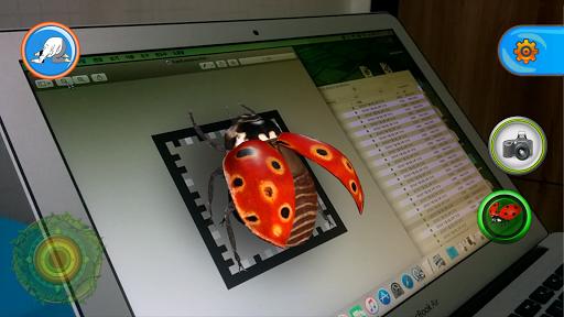 Beetles Marker AR