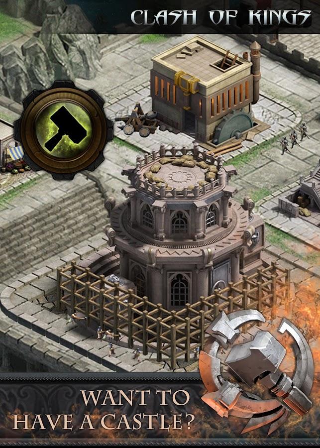 Clash of Kings- screenshot