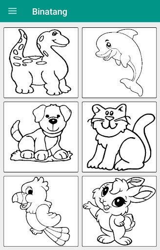 Buku Mewarnai Untuk Anak Apk Download Apkpureco