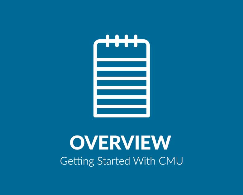 Church Marketing University Overview Module