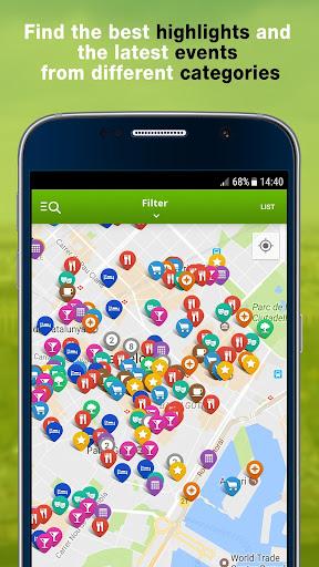 mod Barcelona Travel Guide (City Map)  screenshots 3