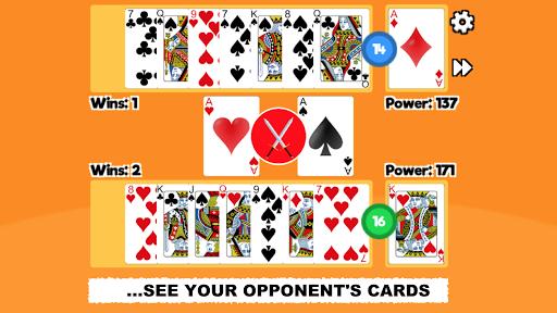 War - Card War 2.7 screenshots 4