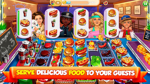 TASTY WORLD: Kitchen tycoon - Burger Cooking game 1.3.59 Pc-softi 2