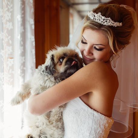 Wedding photographer Elena Molodzyanovskaya (molodaya). Photo of 07.12.2017
