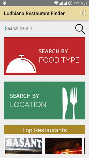 Ludhiana Restaurant Search