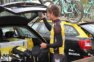 Photo: 15-07-2017: Wielrennen: Training Team Lotto Jumbo: Kuhtaihoogtestage, training, kuhtai, team LottoNL Jumbo, Enrico Battaglin/m