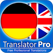 German - English Translator ( Text to Speech )