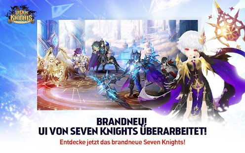 Seven Knights Screenshot