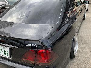 クラウンアスリート GRS184 18年式60ANNIVERSARYのカスタム事例画像 たいちやん T's garageさんの2020年06月29日10:19の投稿